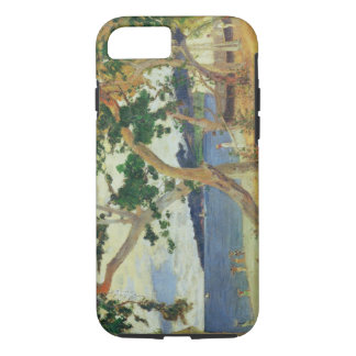 By the Seashore, Martinique, 1887 (oil on canvas) iPhone 7 Case