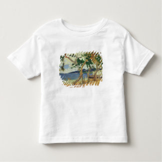 By the Seashore, Martinique, 1887 (oil on canvas) Toddler T-shirt
