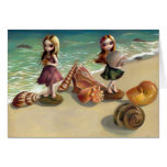 """By the Seaside"" Greeting Card"