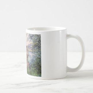 By the Seine - Maine Coon cat 10 Mug