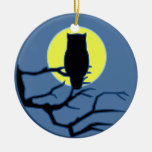 By the Shadow of the Moon Christmas Ornament