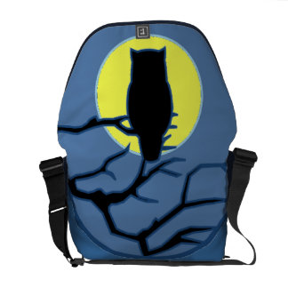 By the Shadow of the Moon Messenger Bag