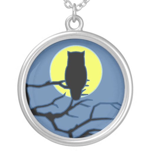 By the Shadow of the Moon Necklace