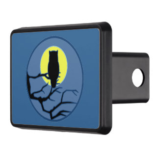 By The Shadow of the Moon Trailer Hitch Covers
