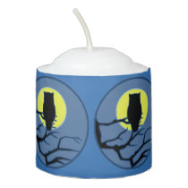 By The Shadow of the Moon Votive Candle