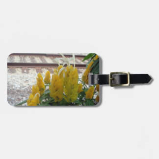 By the TrAcks Luggage Tag