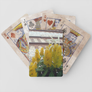 By the Tracks Playing Cards