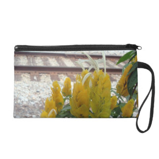 By the Tracks Wristlet
