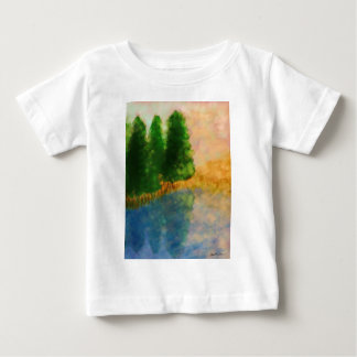 By The Water 1 Reflection Tshirts