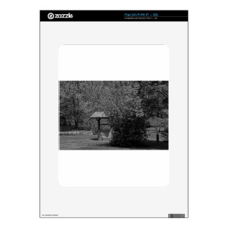 By the Wishing Well-horizontal Decals For The iPad