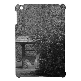 By the Wishing Well-horizontal iPad Mini Cover