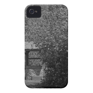 By the Wishing Well-horizontal iPhone 4 Case