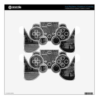 By the Wishing Well-horizontal PS3 Controller Decal