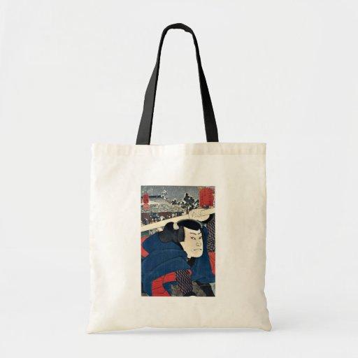 by Utagawa, Kuniyoshi Ukiyo-e. Budget Tote Bag
