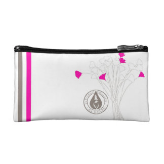 By Valenti Organics Small Makeup and Cosmetics bag Cosmetic Bag