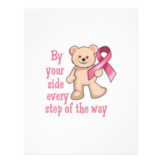 BY YOUR SIDE EVERY STEP LETTERHEAD