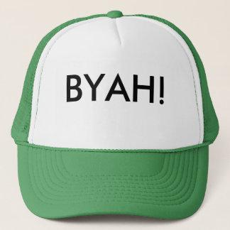 BYAH! TRUCKER HAT