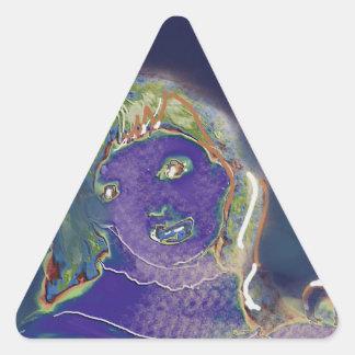 bycandlelightfade2 triangle sticker