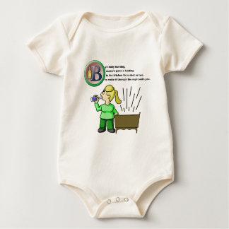 Bye Baby Bunting Baby Bodysuit