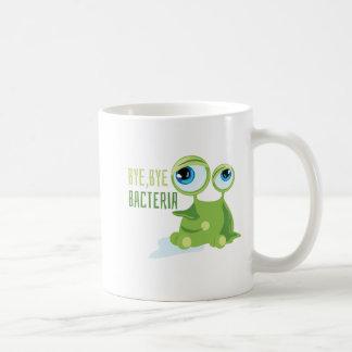 Bye Bye Bacteria Coffee Mug