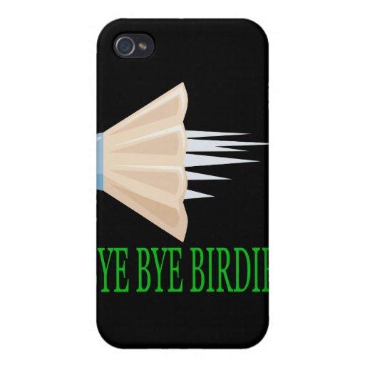 Bye Bye Birdie iPhone 4/4S Case