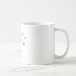 Bye Bye Birdy Classic White Coffee Mug