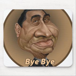 Bye Bye Mobarak Mouse Pad