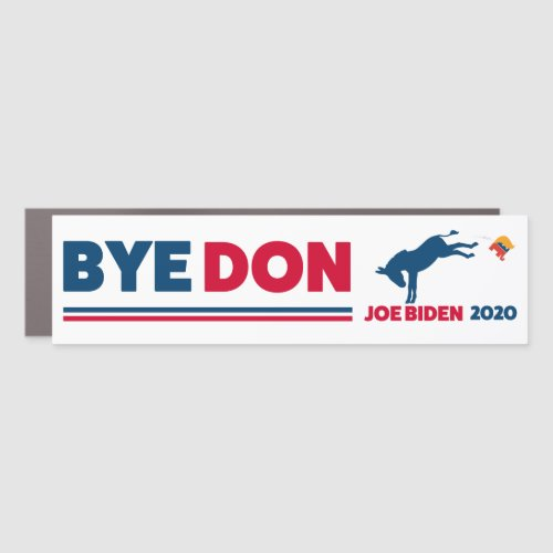 Bye Don Car Magnet