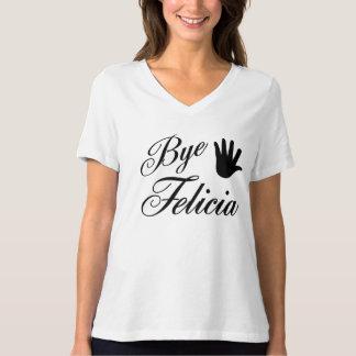 Bye Felicia Fancy Waving Hand T Shirt