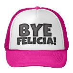 Bye Felicia Funny Women's Hat Pink
