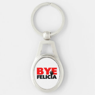 Bye Felicia Hand Wave Keychain