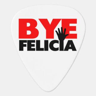 Bye Felicia Hand Wave Pick