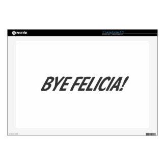 Bye Felicia! Laptop Skin