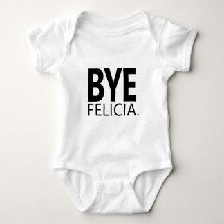 Bye Felicia Meme Funny Quote Baby Bodysuit