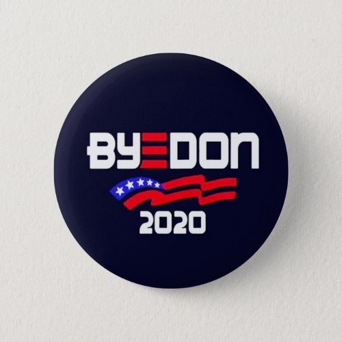 ByeDon 2020 Button