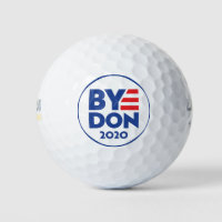 ByeDon/Bye Don 2020 Golf Balls