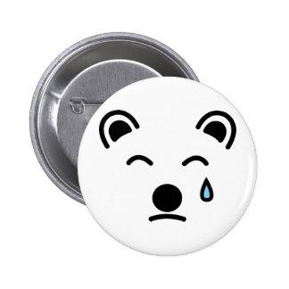 byepolar pinback buttons