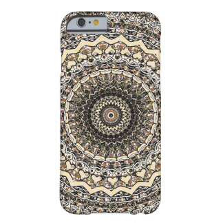 Bygone Love Mandala Kaleidoscope Pattern iPhone 6 Barely There iPhone 6 Case