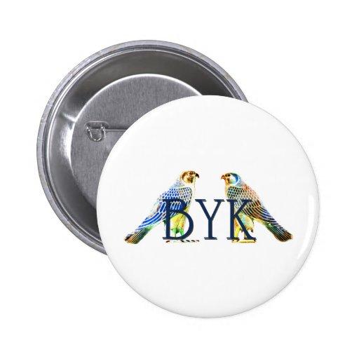 BYK - Halcón egipcio Pin