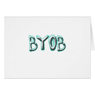 BYOB CARD