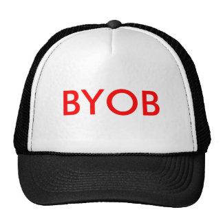 BYOB GORRA