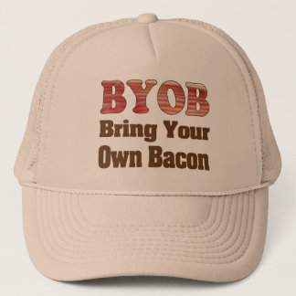BYOB TRUCKER HAT