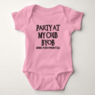 byobbtnblk baby bodysuit