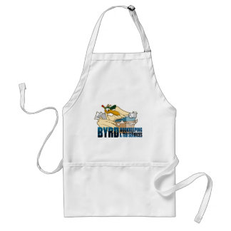 Byrd Bookeeping Adult Apron