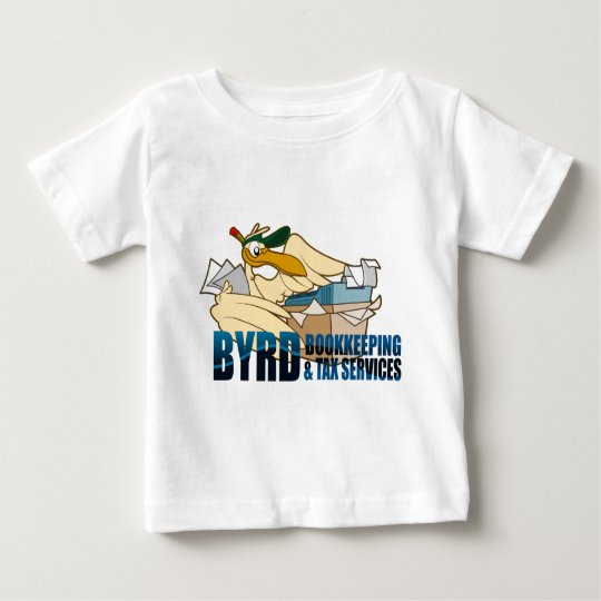 Byrd Bookeeping Baby T-Shirt
