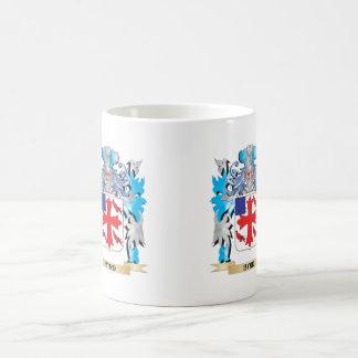 Byrd Coat of Arms Coffee Mug