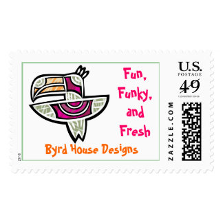 Byrd House Designs Stamp