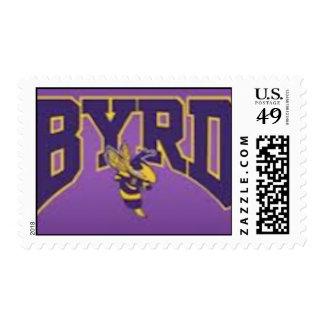 Byrd Postage Stamps