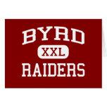 Byrd - Raiders - Middle School - Duncanville Texas Card