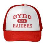 Byrd - Raiders - Middle School - Duncanville Texas Mesh Hat